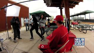 Download Jay Bruce Pranks MLB Fan Cave Finalists Video