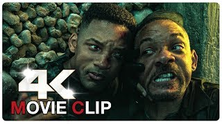 Download Young Will Smith vs Old Will Smith - Fight Scene | GEMINI MAN (2019) Movie CLIP 4K Video