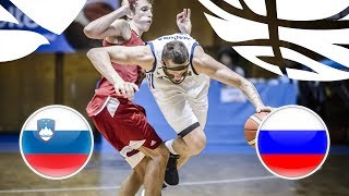 Download Slovenia v Russia - Full Game - Semi-Finals - FIBA U20 European Championship Division B 2018 Video
