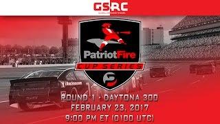 Download Premier Racing League Patriot Fire Cup Series - 2017 Round 1 - Daytona 300 Video
