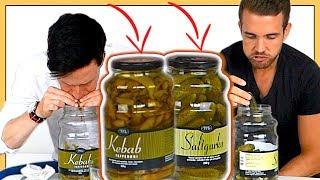 Download Går det att äta 2 kg konserver? (Saltgurka & Fefferoni) Video