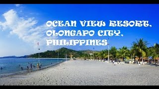 Download Ocean View Resort, Subic Olongapo Philippines Video