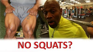 Download Build BIG Legs without Squats #legpressmonster Video