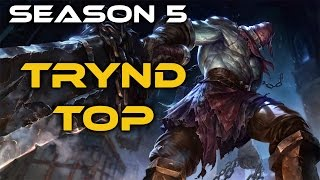 Download League of Legends - Nightmare Tryndamere Top - Full Game Commentary Video