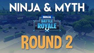Download Ninja & Myth Round 2!! Fortnite Battle Royale Gameplay Video