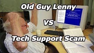 Download Lenny SoundBoard Talks To Scammer Video
