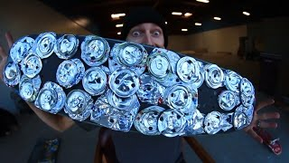 Download SODA CAN GRIP TAPE! | YOU MAKE IT WE SKATE IT EP 71 Video