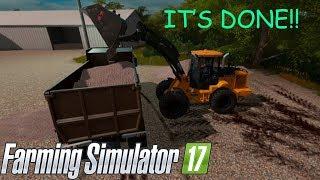 Download It is FINALLY done! Hauling Gravel! Farming Simulator 2017! #TeamScrunt Video