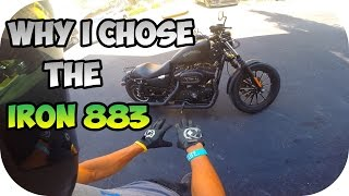 Download Sportbikes vs. Cruisers | Why I Chose the Iron 883? Video
