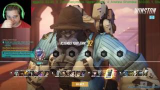 Download Overwatch: First look at Oasis on the PTR Video