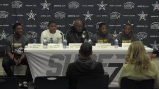 Download 2016 5A State Runner-up Wenonah High School Post Game Press Conference Video