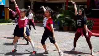 Download Modern Dance SMP Marsudirini (Christmas 2014) Video