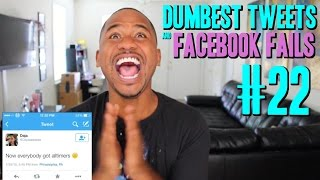 Download Dumbest Tweets and Facebook Fails of 2015 #22 | Alonzo Lerone Video