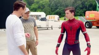 Download Spider-Man Behind the Scenes from Captain America: Civil War (HD) Video