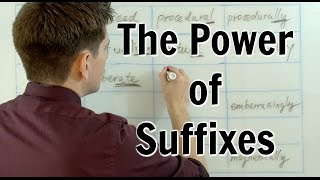 Download The Power of Suffixes Video