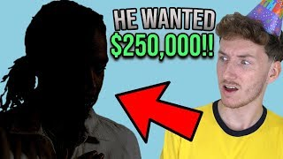 Download I ASKED 100 RAPPERS FOR THEIR BOOKING PRICE FOR MY PARTY *alotta responses* Video