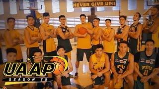 Download FEU Tamaraws | Team's Profile | UAAP 79 Men's Basketball Video