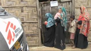 Download Bangladesh orders halt in aid to Rohingya Video