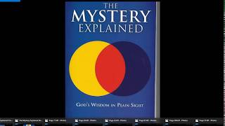 Download The Mystery Explained Update and Overview January 23, 2018 Video