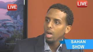 Download Sahan Show Election and Somali Community 2015 Video