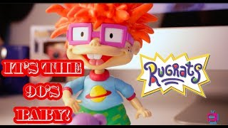 Download Nickelodeon Review of Rugrats and Hey Arnold Figures Video