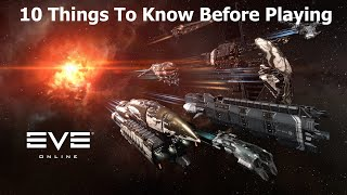Download Eve Online Beginners Guide - The 10 Things To Know Before You Start Playing Video