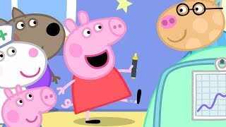 Download Peppa Pig English Episodes in 4K | Peppa's Hospital Visit! #PeppaPig Video