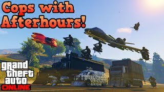 Download If cops used Afterhours vehicles! (Part 1) - GTA Online Video