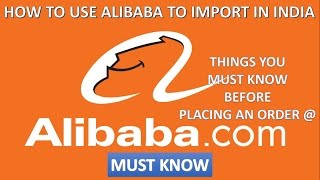 Download How To Buy From Alibaba. What you should take care while ordering from alibaba Video