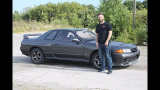 Download What its like owning a stock Nissan R32 GTR | Rob Dahm Video