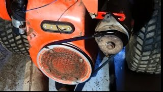 Download 424 Gravely Update Part 2, Starter Generator, Wiring and Solenoid Video