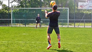 Download ULTIMATE FOOTBALL VOLLEY CHALLENGE w/ VOLLAND Video