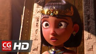 Download CGI Animated Short Film: ″Pharaoh″ by Derrick Forkel, Mitchell Jao | CGMeetup Video