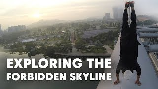 Download Exploring the Forbidden Skyline in Virtual Reality   Introducing the Cast of URBEX Video