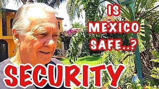 Download Security in Mexico. Retired in Mexico. Video