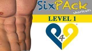 Download 4 weeks Six Pack Abs workout - Level 1 Video