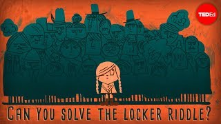 Download Can you solve the locker riddle? - Lisa Winer Video