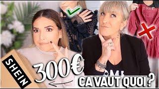 Download ♡ J'AI COMMANDE 300€ chez SHEIN.. En vrai ça donne quoi ? W/ MOUNETTE ! Video