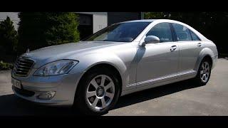 Download 2006 Mercedes-Benz S Class review Video