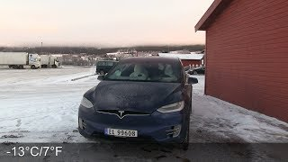 Download How to quickly heat up freezing cold Tesla battery Video