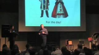 Download How to Have a 32 Year Honeymoon: Ed and Angie Wright at TEDxAlbany 2010 Video
