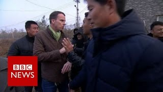 Download BBC stopped from visiting China independent candidate - BBC News Video