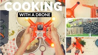 Download HOW TO COOK WITH A DRONE Video