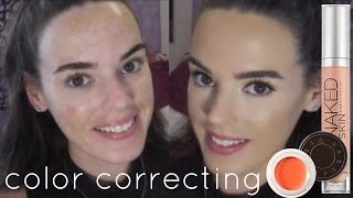 Download How to Cover Melasma/Hyperpigmentation/Redness | Color Correcting Video