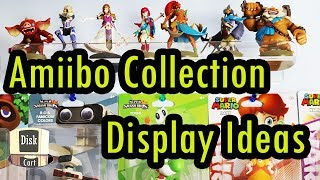 Download Amiibo Collection Display Ideas! Video