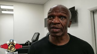 Download FLOYD MAYWEATHER SR REACTS TO REPORTS OF MCGREGOR BEING KNOCKED OUT IN SPARRING Video