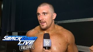 Download Mojo Rawley plans to win the Andre the Giant Battle Royal: SmackDown LIVE Fallout, March 28, 2017 Video