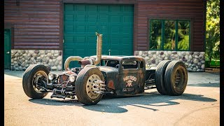 Download Crazy Big Engines In Hot Rods Video
