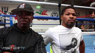 Download Shawn Porter ″I got Golovkin beating Canelo but Canelo Can Pull it Off″ says it's a Great Fight! Video