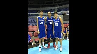 Download Geo ″the Bulldozer″ Chiu: 6'8″ Gilas Pilipinas PF-C Prospect Video